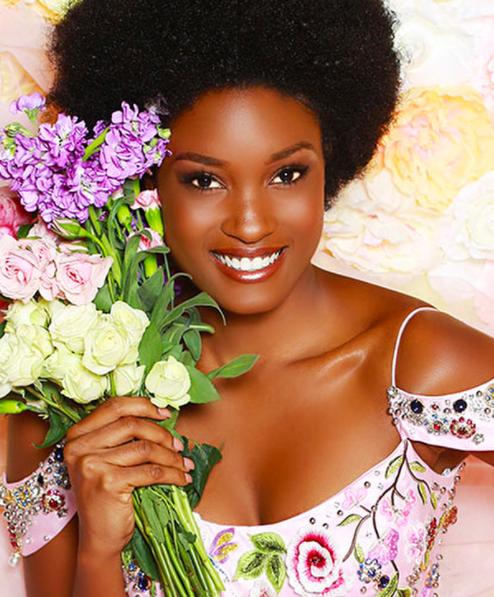 Miss Jamaica 2017 Davina Bennett Miss Universe 2017