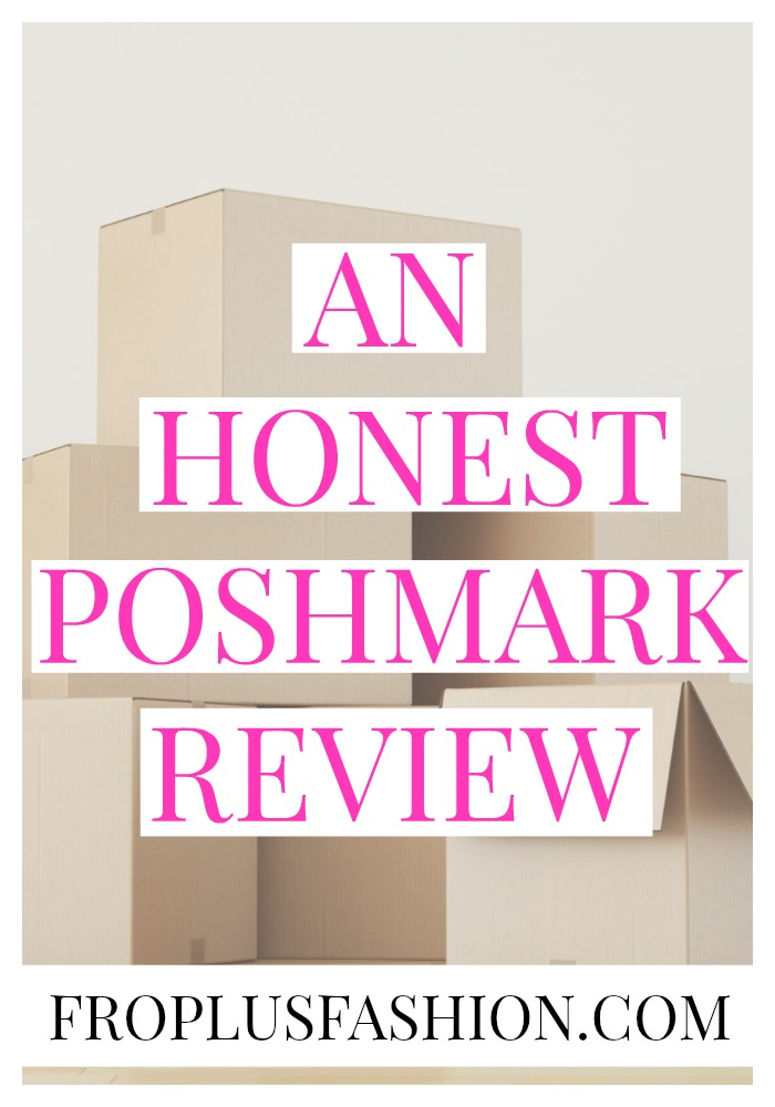 My Honest Review of Poshmark | FRO PLUS FASHION